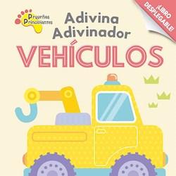 Libro P.P. - Adivina Adivinador - Vehiculos