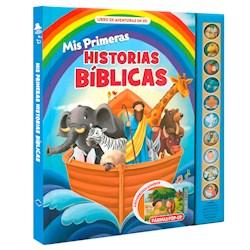 Libro Mis Primeras Historias Biblicas