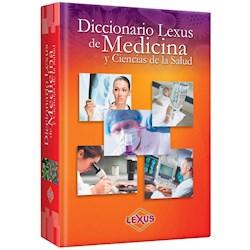 Libro Diccionario Lexus De Medicina Y Ciencias De La Salud