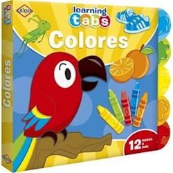 Libro Colores Tabs Goma Eva