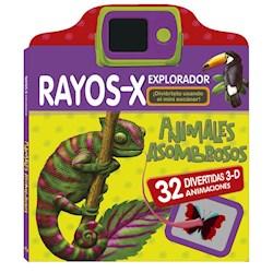 Libro Rayos X Animales Asombrosos
