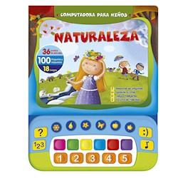 Libro Naturaleza Computadora Para Ni/Os