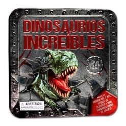 Libro Dinosaurios Increibles