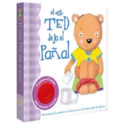Libro El Osito Ted Deja El Pa/Al (Con Sonido)