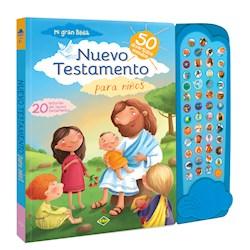 Libro Nuevo Testamento Para Ni/Os (20 Historias Del Nvo.Testam 50 Sonidos Divert)