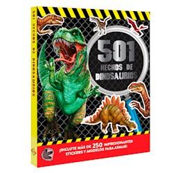 Libro 501 Hechos Dinosaurios