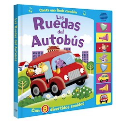 Libro Las Ruedas De Autobus
