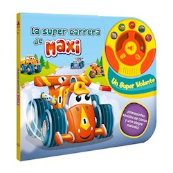 Libro Supercarrera De Maxi