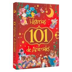 Libro 101 Historias De Animales