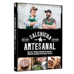 Libro La Salchicha Artesanal Recetas Y Tecnicas