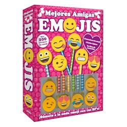 Libro Mejores Amigas Emojis