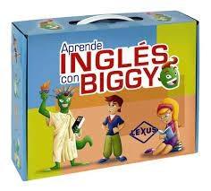 Libro Aprende Ingles Con Biggy