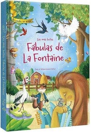 Papel Las Mas Bellas Fabulas De La Fontaine