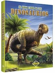 Libro El Gran Libro Del Dinosaurio - Mediano