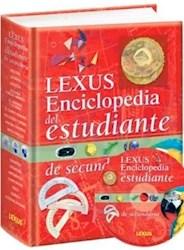 Libro Enciclopedia Del Estudiante De Secundaria Con Cd Rom