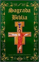 Libro La Sagrada Biblia Marfil (Gran Lujo Filo Dorado)
