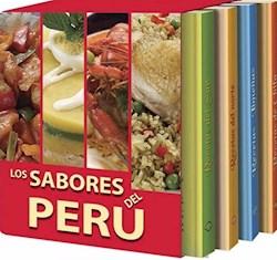 Libro Los Sabores Del Peru 4 Volumenes