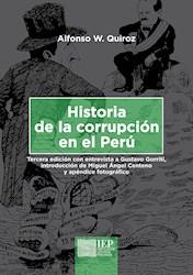 Libro Historia De La Corrupcion En El Peru