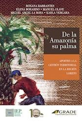 Libro De La Amazonia Su Palma: Aportes A La Gestion Te