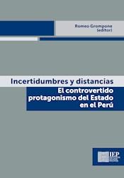 Libro Incertidumbres Y Distancias. El Controvertido Prot