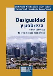 Libro Desigualdad Y Pobreza En Un Contexto De Crecimient