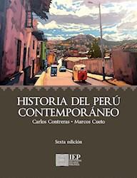 Libro Historia Del Peru Contemporaneo