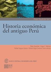 Libro Historia Economica Del Antiguo Peru