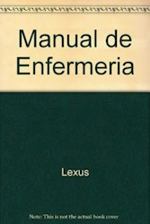 Libro Manual De Enfermeria Lexus Con Cd Rom