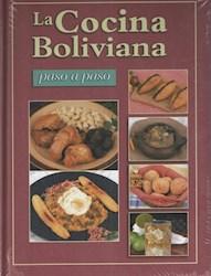 Libro Cocina Boliviana