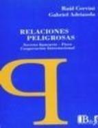 Libro Relaciones Peligrosas