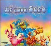 Papel AL AGUA SAPO (AGUACUENTOS)