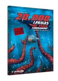 Papel 20.000 Leguas Viaje Submarino (Novela Grafica)