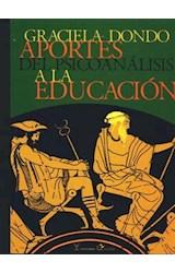 Papel APORTES DEL PSICOANALISIS A LA EDUCACION