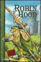 Papel Robin Hood Novela Grafica