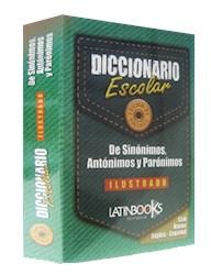 Papel Diccionario Escolar De Sinonimos Antonimos Y Paronimos