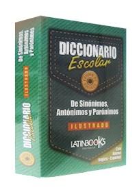 Papel Diccionario Escolar De Sinónimos, Antonimos Y Paronimos