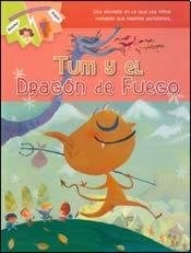 Papel Tum Y El Dragon De Fuego
