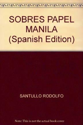 Papel Sobres Papel Manila