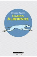 Papel CAMPO ALBORNOZ (COLECCION POESIA) [RUSTICA]