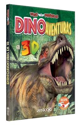 Papel Dinoaventuras Ultra. En 3D