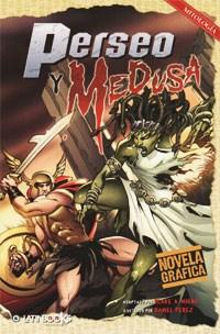 Papel Perseo Y Medusa - Novela Grafica