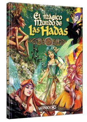Papel Magico Mundo De Las Hadas
