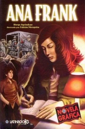 Papel Ana Frank - Novela Grafica