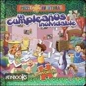 Papel Puzzle Aventuras -Un Cumpleaños Inolvidable