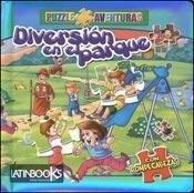 Papel Puzzle Aventuras - Diversion En El Parque