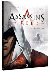 Papel Assassin S Creed 1 - Desmond