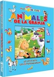 Papel Animales De La Granja - Super Puzzle Aventuras