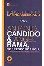 Papel UN PROYECTO LATINOAMERICANO ANTONIO CANDIDO & ANGEL RAMA, CO