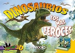 Papel Dinosaurios Los Mas Feroces Pop-Up 3D