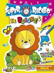Papel Super Recreo De Colores Animales De La Selva